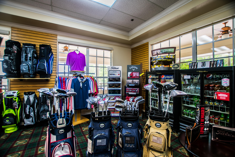 Pro Shop   Crescent Oaks Golf Club
